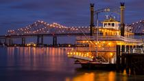 2 Hour Mississippi River Dinner Jazz Cruise on the Paddlewheeler Creole Queen, New Orleans, Day ...