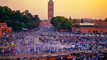 HALF DAY GUIDED SIGHTSEEING TOUR OF MARRAKECH TO EXPLORE THE MONUMENTS, Marrakech, Cultural Tours