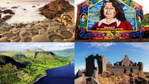 Shore Excursion: Giant's Causeway & Belfast Mural Tour Combo From Belfast Port, Belfast, Ports of ...