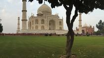 Taj Mahal Sunrise Same Day by Car, Agra, Day Trips