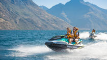 1 Hour Guided Self-Drive Jet Ski Tour from Queenstown Bay, Queenstown, Waterskiing & Jetskiing