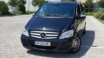 Airport transfers and transportation service using high class minivans, Tbilisi, Airport & Ground ...