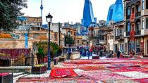 The old city in great detail, Baku, Day Trips