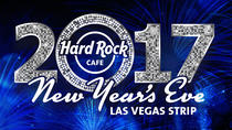 New Year's Eve at the Hard Rock Cafe on the Las Vegas Strip, Las Vegas, New Years
