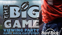 The Big Game Viewing Party at the Hard Rock Cafe on the Las Vegas Strip, Las Vegas, Sporting Events...