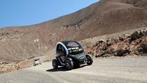 Eco buggy Twizy,volcano,cip munks and dunes, Fuerteventura, Attraction Tickets