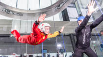 Bodyflying in windtunnel Flystation, Munich
