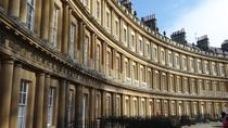 Afternoon Bath City Tour - Private tour with a local guide born in Bath, Bristol, Private...