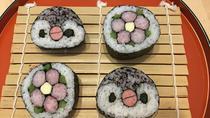 Making cute sushi in Osaka, Osaka, Cooking Classes