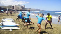 UNIVERSITY SURF SCHOOL: LEARN TO SURF WITH LOCAL SURFERS, Spain, Surfing Lessons