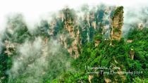 FULL PACKAGE TOUR with hotel, guide & transportation - 4D3N ZHANGJIAJIE-TIANMEN -GRAND CANYON GLASS...