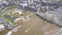 30-Minute Helicopter Flight over London from Epping, Angleterre de l'Est