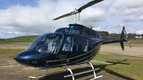 6-Mile Helicopter Buzz Flight from Berkshire, South East England
