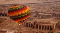 Hot air balloon, Luxor, Balloon Rides