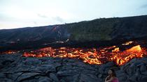 Sunrise Lava Hike, Big Island of Hawaii, Hiking & Camping