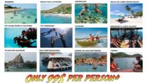 Nha Trang Island Adventures Tour, Nha Trang, Other Water Sports