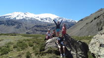 Cajon del Maipo and San Jose Volcano Hiking Tour from Santiago, Santiago, Day Trips