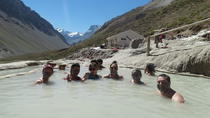 Cajon Del Maipo Trekking Tour with Baños Colina Hot Springs from Santiago, Santiago, Day Trips