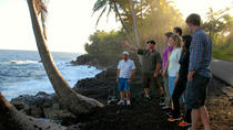Kilauea Vulkan und Sunset Lava Walk, Big Island of Hawaii, Walking Tours