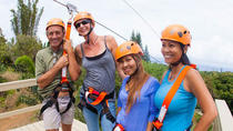 5 Line Jungle Zipline Tour On Maui, Maui, Ziplines
