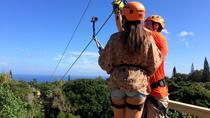 5-Line Jungle Zipline Tour on Maui, Maui, Ziplines