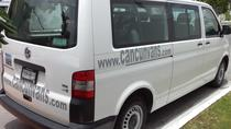 One Way Private Airport Transportation to or from Cancun, Van up to 7 Passengers, Cancun, Bus &...