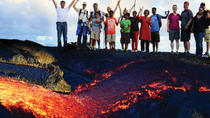 Hot Lava Hike to See Lava Volcano Tour, Big Island of Hawaii, Half-day Tours