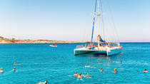 Aruba Catamaran Sail with Snorkeling, Aruba, Day Cruises