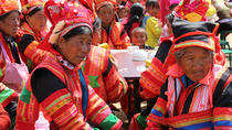 Individual Tailor-made Tour: Ethnic Minority Markets&UNESCO Rice Terraces, Kunming, Private...