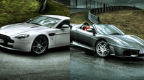 Drive a Ferrari F430 & Aston Martin V8 Vantage with EVO X Hot Lap, Auckland, 4WD, ATV & Off-Road...
