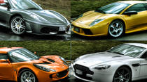 Ultimate Supercar Driving Experience with EVO X Hot Lap, Auckland, 4WD, ATV & Off-Road Tours