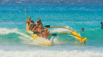 Beach Boy Adventure - Outrigger Canoe Ride Plus Surfing Lesson, Oahu