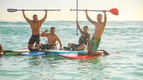 Private Stand-Up Paddle Boarding-Unterricht am Waikiki Beach, Hawaii, Stand Up Paddling