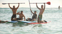 Semi-Private Stand Up Paddle Lesson for 2-3 people, Oahu, Surfing & Windsurfing