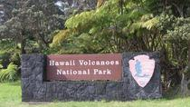 Volcanoes National Park and Waterfall Hilo Mercedes Tour, Big Island of Hawaii, Private Sightseeing ...