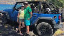 Excursão em jipe: Aventura do cliente na Ilha Grande, Big Island of Hawaii, 4WD, ATV & Off-Road Tours