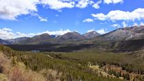 Private Rocky Mountain National Park from Denver, デンバー