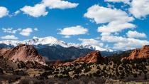 Tour privato a Pikes Peak Garden of Gods, Denver