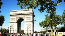 Skip the Line Arc De Triomphe Summit Access and Champs Elysees Highlights in Paris Tour, Paris, ...