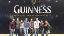 Temple Bar Highlights Tour with Guinness and Whiskey Tasting from Dublin, Dublin, Hop-on Hop-off ...