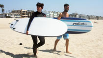 Learn to Surf at Venice Beach, Los Angeles, Surfing Lessons
