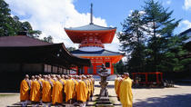 Koyasan 1-Day Free Plan, Osaka, Cultural Tours