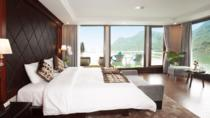 Lan Ha bay 5 star cruise with private balcony and patio, Halong Bay, Day Cruises