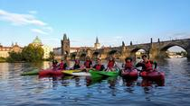 Prague Kayak Tour, Prague, Kayaking & Canoeing