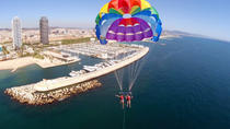 Parasailing Experience in Barcelona, Barcelona