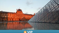 Viator VIP: Skip-the-Line Louvre Museum Small-Group Tour with Champagne and Gourmet Lunch under the...