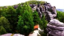 Bohemian Saxon Switzerland & Terezín Concentration Camp Day Tour from Prague, Prague, Day Trips
