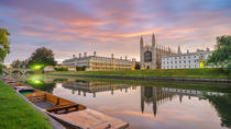 Chauffeured Punting Tour in Cambridge, Cambridge, Day Cruises