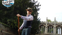 Low Season Private Cambridge Punting Tour, Cambridge, Private Sightseeing Tours
