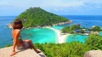 Koh Tao and Koh Nang Yuan Day trip by Speedboat from Koh Samui, Koh Samui, Day Trips